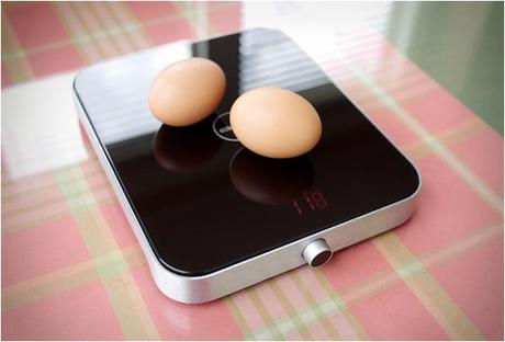 Stylish Kitchen Scale for Minimalists - Paperblog