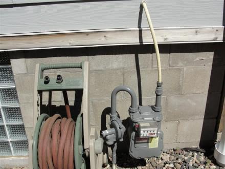 Plumbing - CSST not bonded