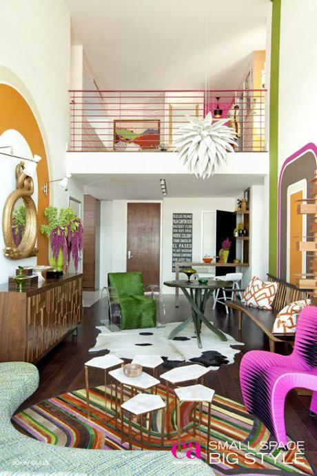 California Home Design Invites You To Attend Small Space