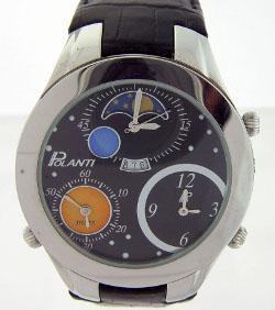 Executive Jewellers Dual Time Mars Watch