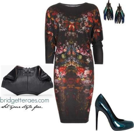 Flomo Dress