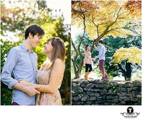Beautiful Light – A Preview | York Engagement Photography