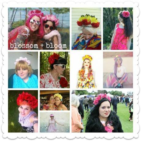 Trending: Floral Headbands