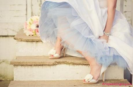The Petticoats For All Styles Of Wedding Gowns - Paperblog