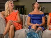Dance Moms Reunion Part One: Real Housewives Pittsburgh Dressed Then Throw Down With Abby. Craziness Begin.