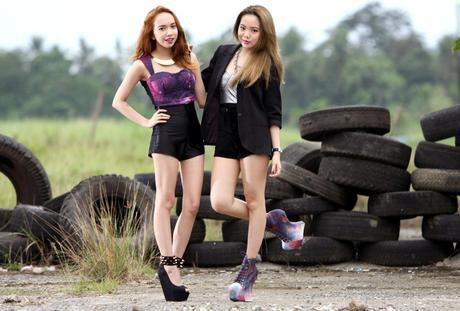 Featured Shoephorics