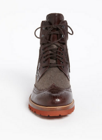 Boots On the Brain:  Bruno Magli Paciano Wingtip Boot