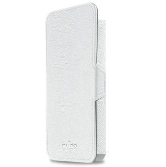 iPhone 5 flip case from Puro - White