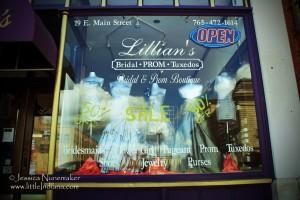 Lillian's Dress Shop and Fashion Boutique: Peru, Indiana
