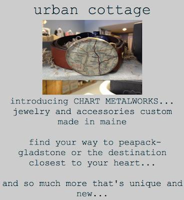 The Urban Cottage!