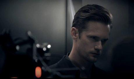 Sexy Alexander Skarsgård Heats up the Screen Behind the Scenes