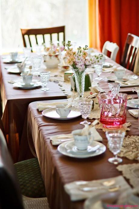 Planning an Around the Clock Bridal Shower