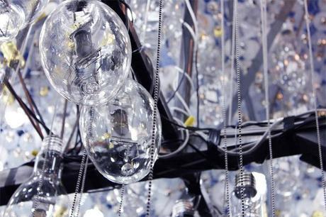 Caitlind R.C. Brown – 6,000 Light Bulb Cloud