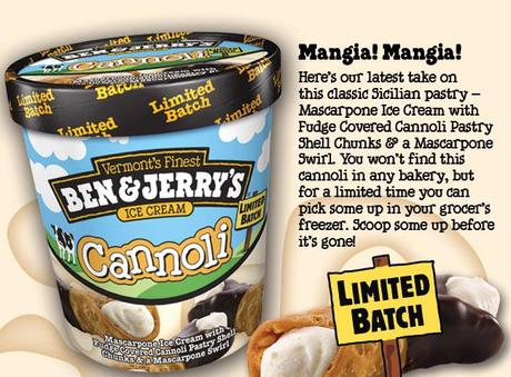 Limited Batch from Ben&Jerry;'s Ice Cream