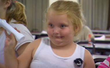 Here Comes Honey Boo Boo: Y'All Better Blow Your Nose And Dab Your Cards, Because Bingo Ain't Nuthin To Sneeze About. Ah-Choo Boo Boo!