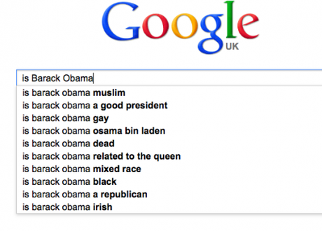 Is Barack Obama gay?