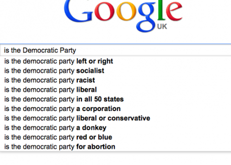 Is the Democratic Party a donkey?
