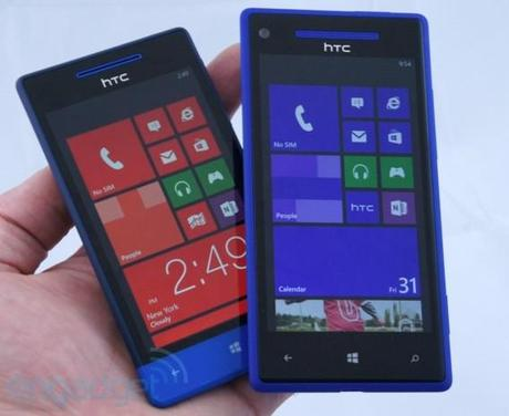 HTC Windows Phone 8X: Features and specifications