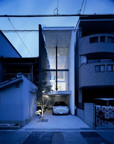 House in Showa-cho by FujiwaraMuro Architects