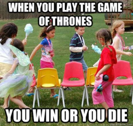 13 Best Game of Thrones Memes -spoilers-