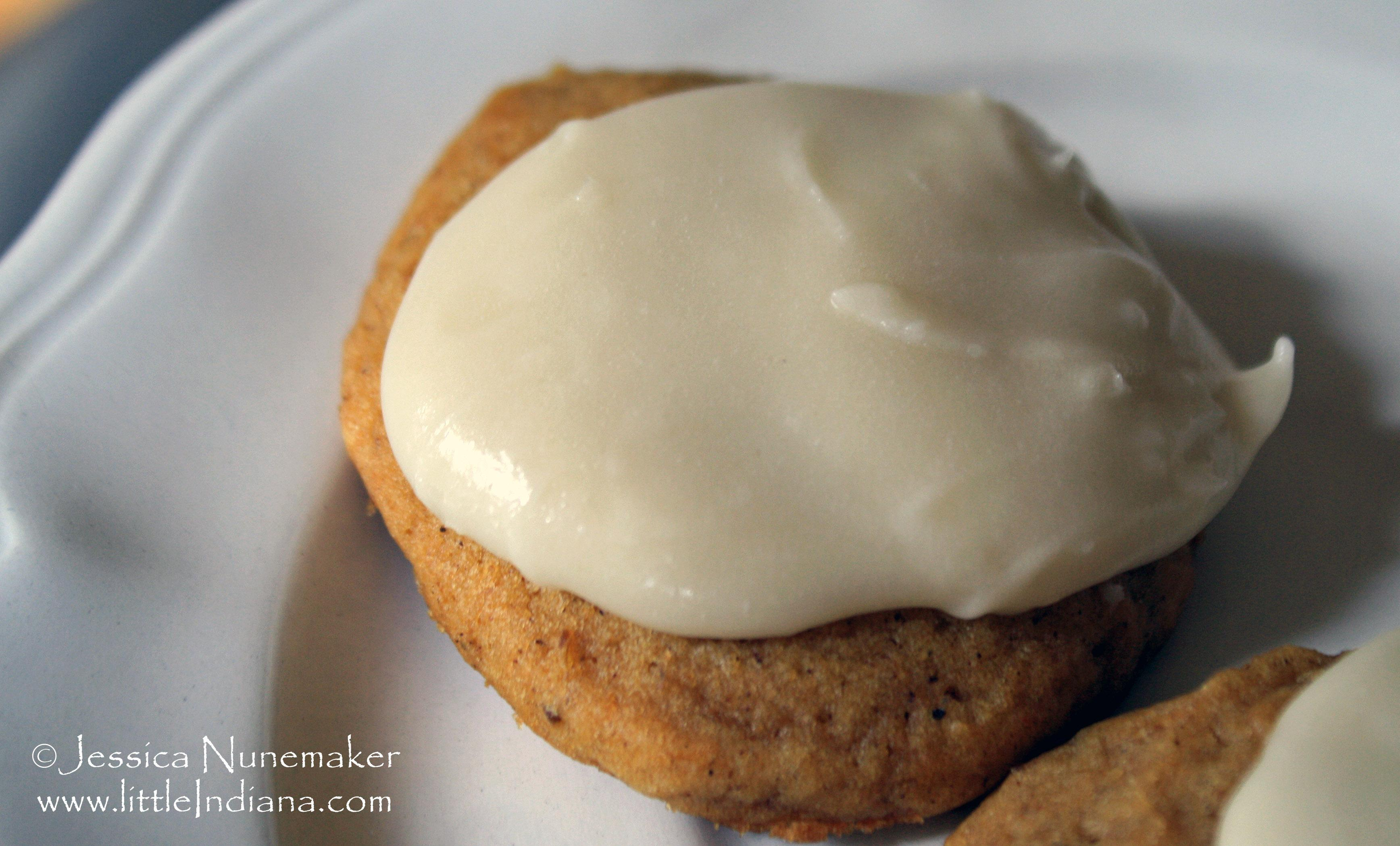 pumpkin cookie essay Pumpkin rock cookies with shagbark hickory nuts icing optional 1 15oz can of  pumpkin puree (organic) 1 stick unsalted butter softened or.