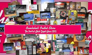 Bombshell Outlet Guy's Week Gear Ad: A Few Guy's Products Tested and Highly Rated Idea's for this December.