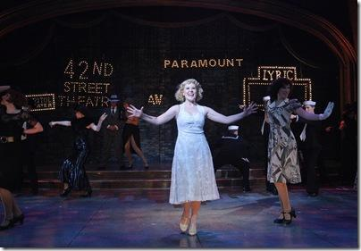 Review: 42nd Street (Theatre at the Center)