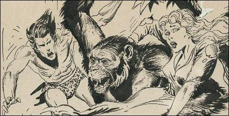Tarzan of The Apes Book Tarzan of The Apes Book 1 in