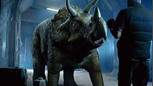 Doctor Who 7.02-Dinosaurs on a Spaceship