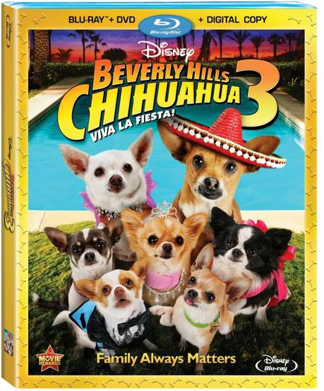 Disney Beverly Hills Chihuahua 3