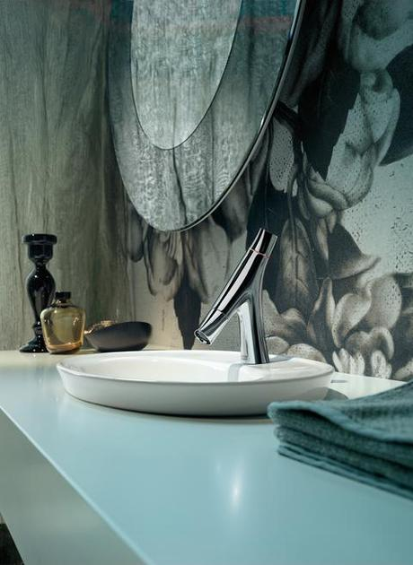 The modern bathroom trend - luxury and organic