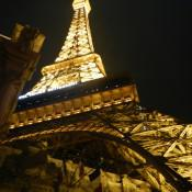 Eifel Tower  Las Vegas NV