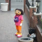 Beware of the Evil Dora