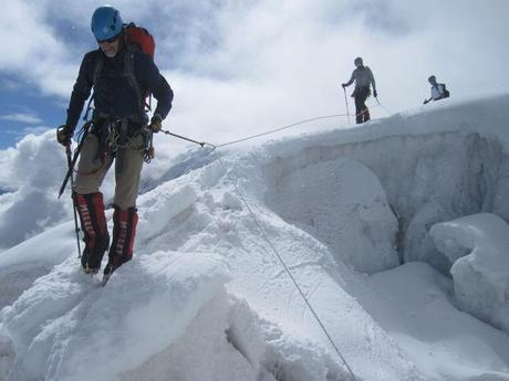 Himalaya Fall 2012 Update: Teams On The Move