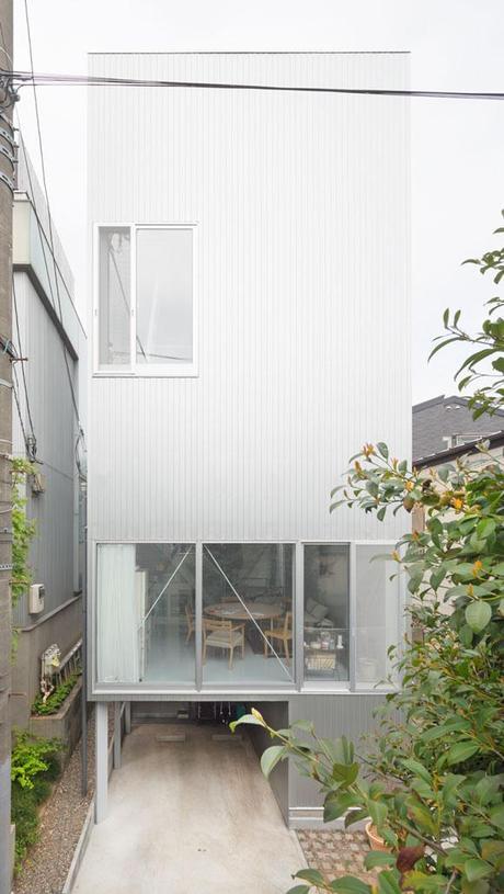 Tsuchihashi House by Kazuyo Sejima & Associates
