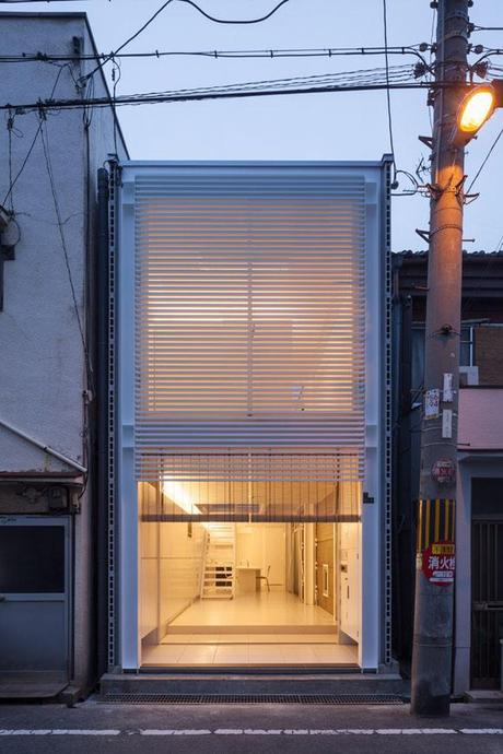 Kim house by Waro Kishi + K. Associates/Architects