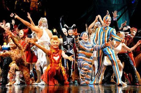 WIn a VIP Swag Bag from KOOZA by Cirque du Soliel