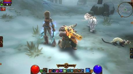 S&S; Review: Torchlight II