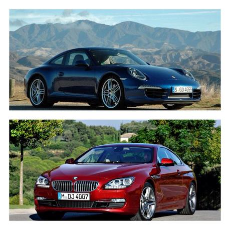 Porsche 911 or BMW 6 series coupe which one would you buy??