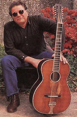 Paul Geremia coming to Johnny D's , Tuesday, October 9