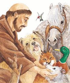 Blessing Of The Animals At St John The Divine Celebrates Human-Nature Bond