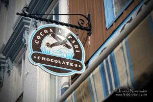 Cocoa Safari Chocolates: Madison, Indiana