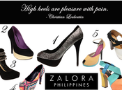 Files: Zalora's Shoes Collection