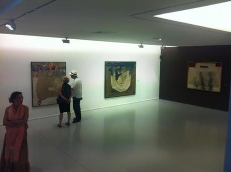 Antoni Tapies, yasoypintor, modern art museum