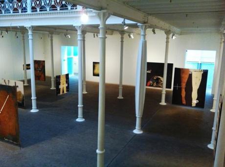 Antoni Tapies, modern art museum, yasoypintor