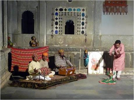Cultural Show at Bagore Ki Haveli, Udaipur