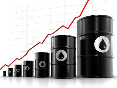 Conflict Iran pushed crude oil prices strengthened Conflict Iran pushed crude oil prices strengthened