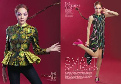 Style Mania - The September Issue