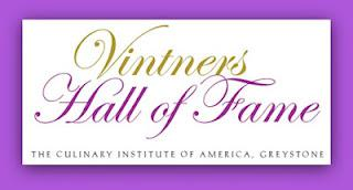 Culinary Institute of America Vintners Hall of Fame
