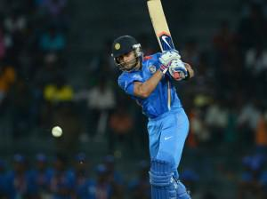 Virat Kohli, Suresh Raina guide India to 159-5
